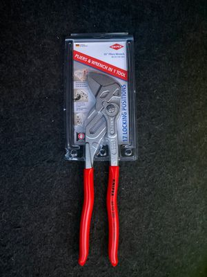 Knipex Pliers & Wrench In 1 for Sale in Long Beach, CA