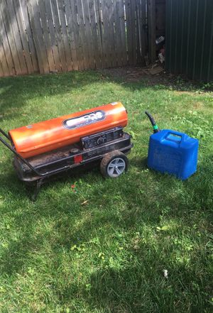 Construction heater for Sale in Manassas, VA