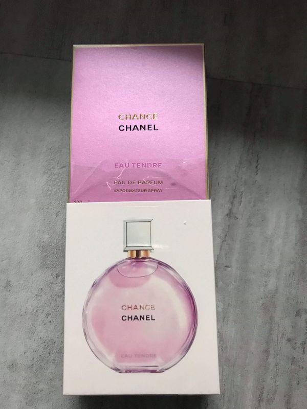 Chance chanel eau tendre 2019 perfume