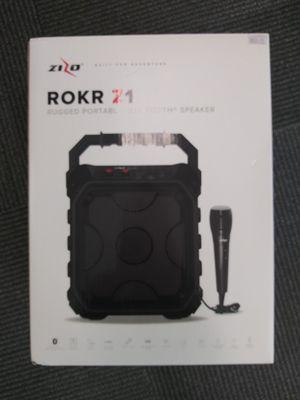 Rokr Z1 Speaker for Sale in Circleville, OH