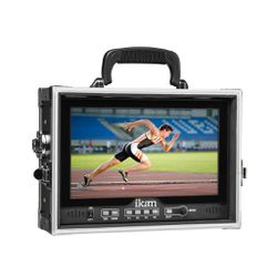 """12"""" Movie Set Field LCD Monitor - Complete kit for Sale in Boca Raton,  FL"""