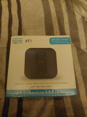 Blink Xt2 add on security cam for Sale in Miami, FL
