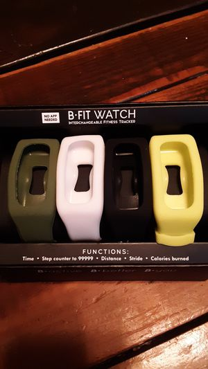 B fit interchangeable wristbands for Sale in Surprise, AZ