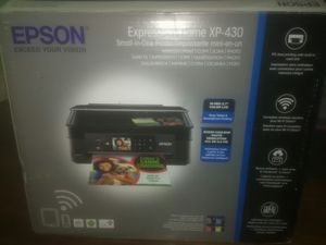Wireless Epson Expression Home XP-430 for Sale in Winston-Salem, NC