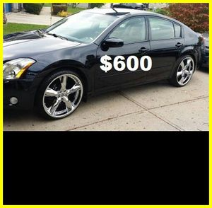 2004 Nissan Maxima only$600 for Sale in Sioux Falls, SD