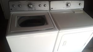MAYTAG Top Load Washer and Dryer for Sale in Charlotte, NC