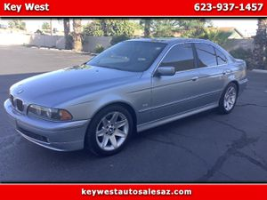 2002 BMW 5-Series for Sale in Glendale, AZ