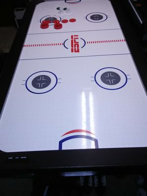 Espn air hockey table for Sale in Wichita, KS