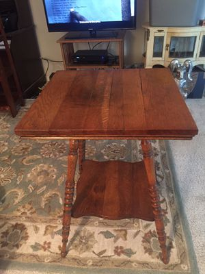 Antique side table for Sale in Fairfax, VA