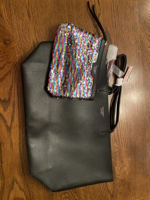 NWT Victoria's Secret Tote & Sequin Purse for Sale in College Park, GA