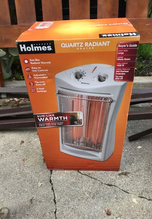New courts radiant heater. for Sale in Vallejo, CA