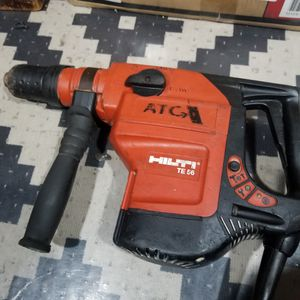 Hilti TE56 roto rotary rotohammer hammer drill sds max for Sale in Renton, WA