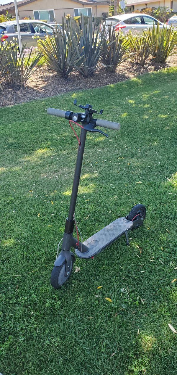 Electric scooter (17mph)