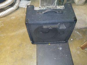 Behringer amp for Sale in Lodi, CA