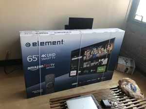 65 inch Element 4K UHD for Sale in Detroit, MI