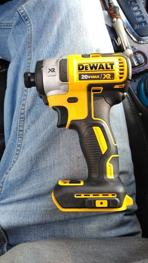 DeWalt impact drill new for Sale in Vallejo, CA