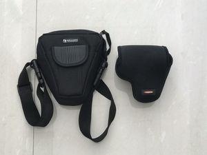 Set of 2 DSLR Camera Sleeve Case for Sale in Miami, FL