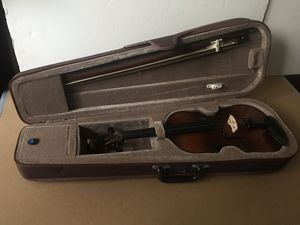 Student Violin with Bow and Case for Sale in Queens, NY