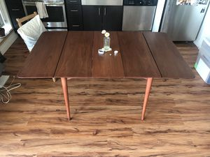 MCM drop leaf table for Sale in Portland, OR