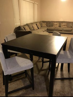 Free table and sectional for Sale in Brentwood, CA
