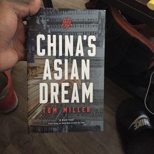 China's Asian Dream Book for Sale in San Antonio, TX