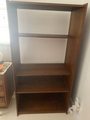 Pair of Vintage MCM bookshelves for Sale in Pasadena, CA