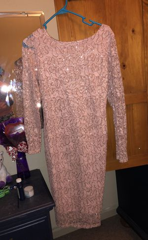 Peach Pink Color Dress for Sale in Houston, TX