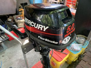 Mercury outboard motor for Sale in San Jose, CA