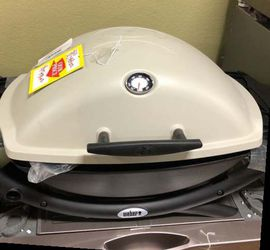 Weber Grill 54060001 Q 2200 Tit 7U6D for Sale in Mesquite,  TX