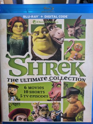 Shrek collection digital code only for Sale in La Puente, CA