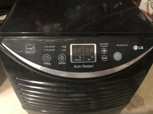 Dehumidifier LG. for Sale in West Springfield, VA