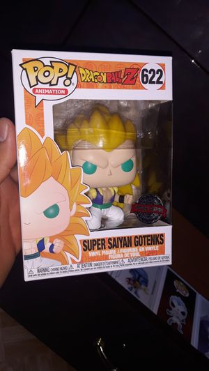 Funko Pop - Dragon Ball Z - Super Saiyan Gotenks for Sale in Los Angeles, CA