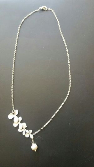 Asymmetrical Orchid Necklace for Sale in Chicago, IL