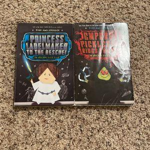 2 Original Yoda Series Books for Sale in Walnut Creek, CA