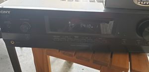 Sony AM/FM Stereo Receiver for Sale in Bakersfield, CA