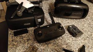 Dji Spark, with controller and extra battery for Sale in Phoenix, AZ