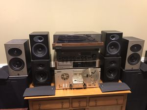 ATHENA TECHNOLOGIES AS-B1-1 2-WAY SPEAKERS 125W for Sale in Norcross, GA
