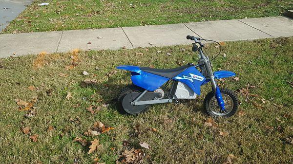Kids electric dirt bike