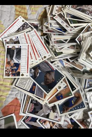 Rare baseball cards lot for Sale in The Bronx, NY