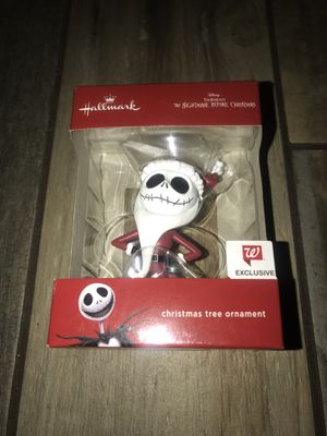 Nightmare Before Christmas Hallmark Ornament for Sale in Saint Pete Beach, FL