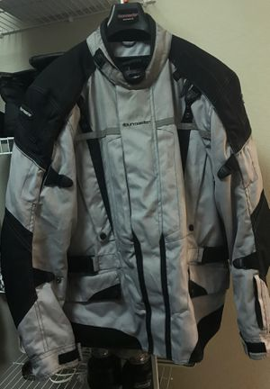 Tour-master motorcycle jacket for Sale in Chesapeake, VA