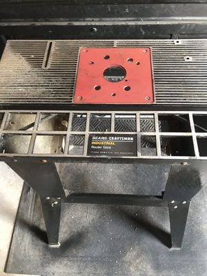 Router Table for Sale in Young, AZ