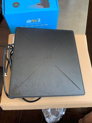 TV Antenna & AirTV2 for Sale in Yucca Valley, CA