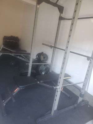 Home gym (not sold separately ) Only Bundle. for Sale in Tracy, CA
