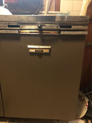 Metal kitchen cabinets with dishwasher never been used before still have papers in dishwasher from 1952 for Sale in St. Louis, MO