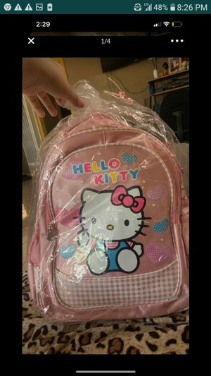 Hello kitty backpack for Sale in Los Angeles, CA