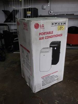 LG 115V Portable Air Conditioner / AC Unit w/ Remote Control for Sale in Scottsdale, AZ