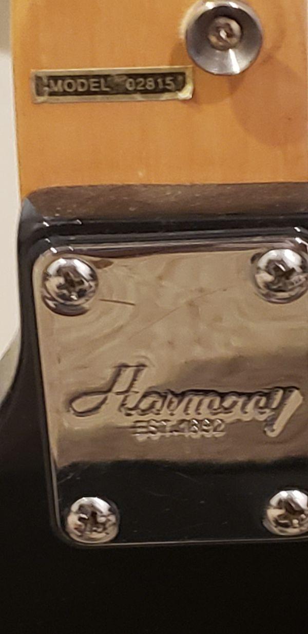 Harmony 02815 Electric Guitar