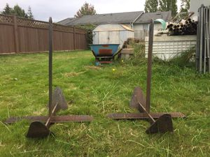 Commercial boat anchor for Sale in Mount Vernon, WA