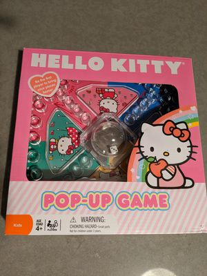 Hello Kitty Pop-Up Game for Sale in Naperville, IL
